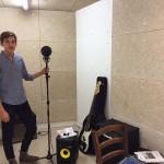 Installation du studio son